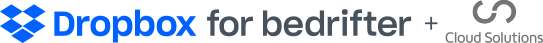 Dropbox for bedrifter Logo